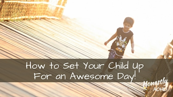 The Best Way to Set Your Child Up for Daily Success: ADHD & Exercise