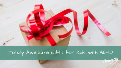 Holiday Gift Ideas for Kids with ADHD