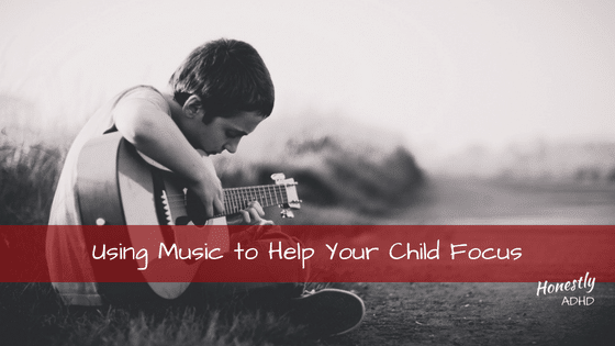 Using Music to Improve Focus with ADHD