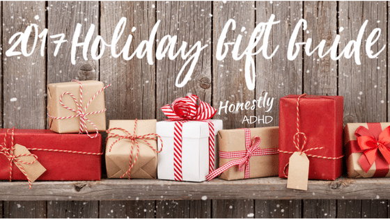 2017 Holiday Gift Guide for Kids with ADHD