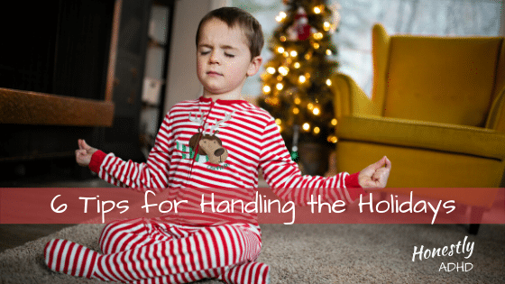 6 Tips for Handling the Holidays