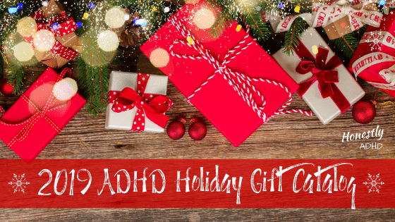 2019 ADHD Holiday Gift Catalog